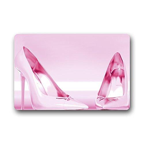 homelover (TM) Special Design Lovely Pink High Heels Fußmatten Fußmatte/Home Fußmatten Teppiche 59,9x 39,9cm