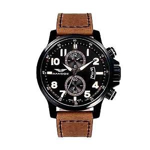 Reloj Sandoz Colección Aviator Caballero 81353-95