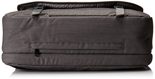 VAUDE - Borsa Torpet, Nero (nero), 43 cm grigio