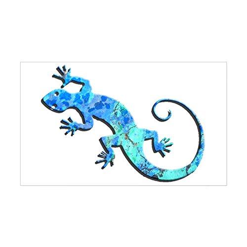 cafepress-malachite-blue-gecko-rectangle-bumper-sticker-car-decal