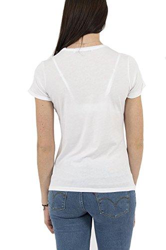 Guess Damen T-Shirt Weiß