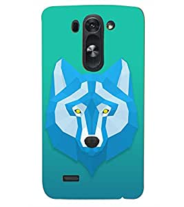 PRINTSHOPPII CARTOON Back Case Cover for LG G3 Beat::LG G3 Vigor::LG G3s::LG g3s Dual