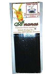 Mahavir Perfumers Ananas Agarbatti 100 gm Packing (pack of 1)