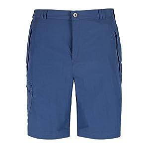 41Y1MjuCUWL. SS300  - Regatta Men's Leesville Lightweight Water Repellent Uv Protection Active Hiking Shorts