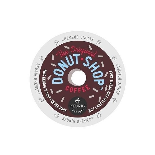 Keurig, The Original Donut Shop, Regular, Medium Extra Bold, K-Cup packs, All New Super Saver Pack 144 Count by Donut Shop Classics