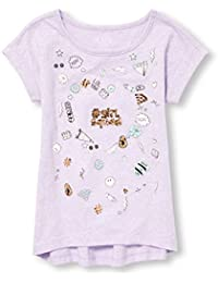 The Children's Place Girl's Slim Fit T-Shirt