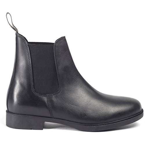 Bottines Brogini Pavia Black