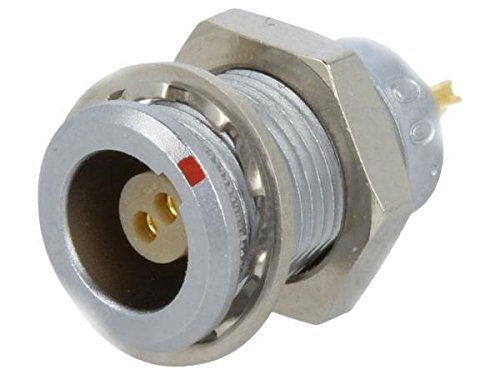 Preisvergleich Produktbild EGG.00.302.CLL Connector circular, LEMO, socket, female, Series 00, PIN 2 /uk