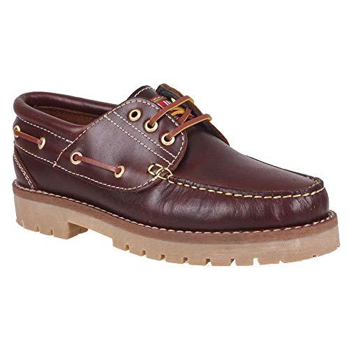 MOLINA - Zapato náutico molina 20400 Caballero Marron - 42