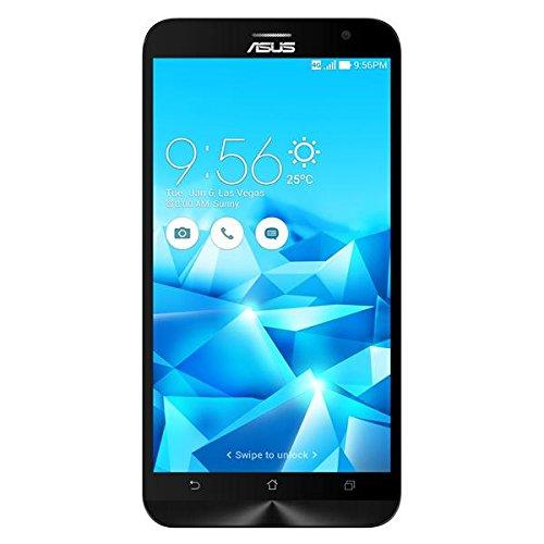 ML Smartphone (14 cm (5,5 Zoll) FullHd Display, Intel Atom Z3580, 4GB Arbeitsspeicher, 128 GB Speicher, Android 5.0) weiß (Intel Asus Zenfone)