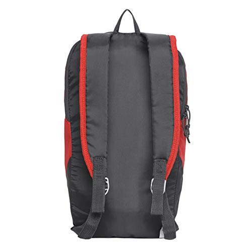 Quechua Nylon 10 LTR Red Travel Backpack(Hiking Backpack) Image 3