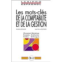 Lexipro espagnol compta gestion