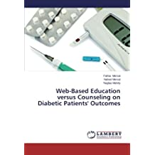 Web-Based Education versus Counseling on Diabetic Patients' Outcomes