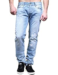 Japan Rags - Jeans Jh611basicwt302 3001 Bleu