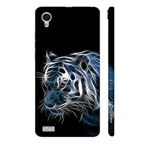 Enthopia Designer Hardshell Case Night Fury Back Cover for Vivo Y31L