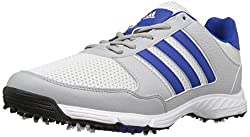 adidas Men s Tech Response WD Ftwwht C Golf Shoe White 10 2E US