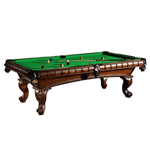Billiard-Royal Pooltisch Modell Aramis 8 ft. (simonis860grün)