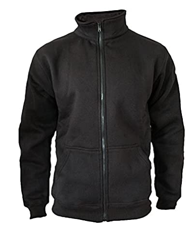 Sweaterjacke Pullover Herren Original ROCK-IT Farbe schwarz XX-Large
