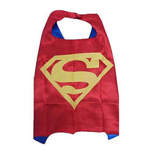 KeepworthSourcing, 55 x 70 cm, Motiv Superhero Regenmäntel für Kinder Party Kinder Geschenk