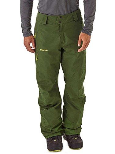 Patagonia Herren Snowboard Hose Insulated Powder Bowl Pants -