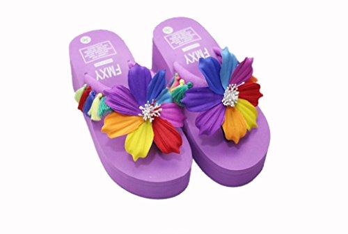 beauqueen-colorful-fleurs-manuel-cosmos-tassel-violet-flip-flop-muffled-epais-slope-bottom-pantoufle
