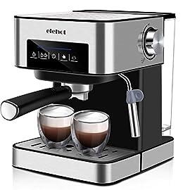 Machine Coffee Makerp 2 Cups 20 Bar
