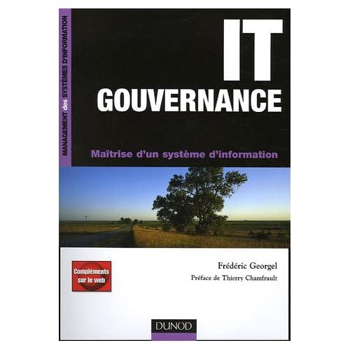IT Gouvernance : Maîtrise d'un système d'information