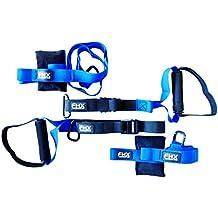 Fitness House FHX Suspension Gym Sistema De Entrenamiento En Suspensión. unisex Azul Estandar