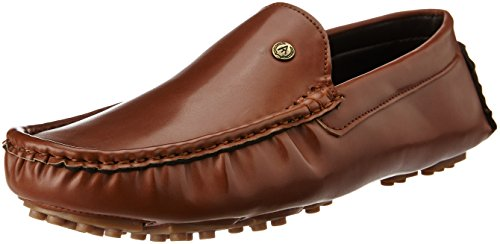 Alberto Torresi Men's Leather Loafers And Moccasins