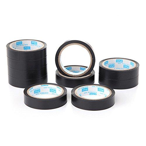 Blue Vessel 5 x Rollenhitzebeständige Elektrische Energie Isolier-Kabelbaum Kabelband