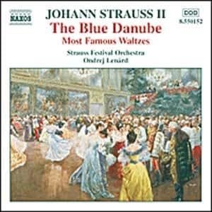 J Strauss II: Most Famous Waltzes