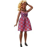 Barbie DVX79 Fashionistas Zig and Zag Curvy Doll