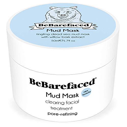 BeBarefaced masque pour le visage de la Mer Morte - Traitement de point noirs pour tous les types de peau