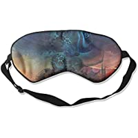 Sleep Eye Mask Digital Abstract Lightweight Soft Blindfold Adjustable Head Strap Eyeshade Travel Eyepatch E13 preisvergleich bei billige-tabletten.eu