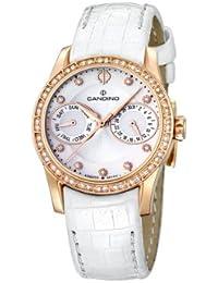 94b75547148d Candino C4448 1 - Reloj analógico de Cuarzo para Mujer