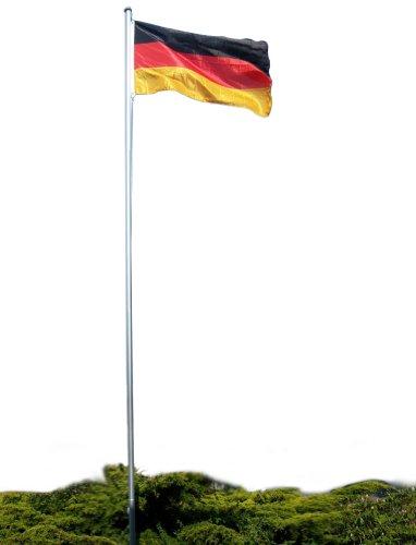 Flaggenmast 4m Fahnenmast