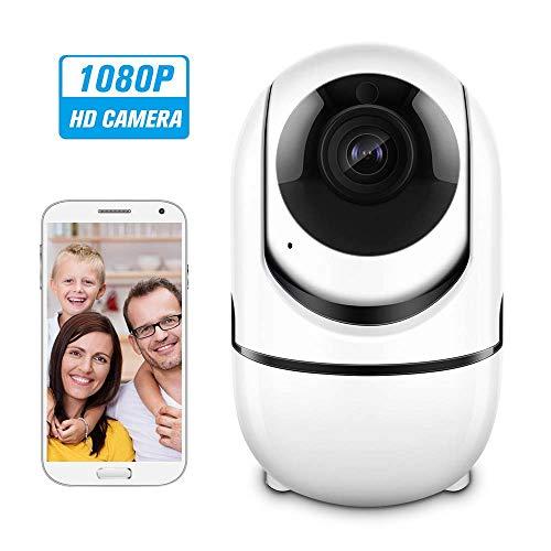 Kamera-handy (ÜberwachungsKamerainnenwlanhandy,CACAGOO1080PWLANIPKameraBabyphonemit2WegeAudio)