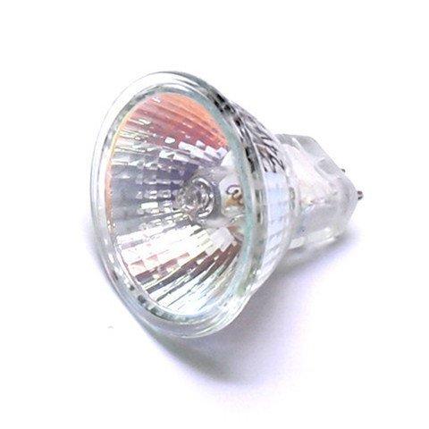 12Vmonster (10 unidades) 20 Watt 24 V Mr11 Gu4 lámpara halógena de Base 20 W bombillas Bipin 24 V