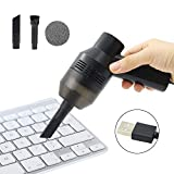 Mini Staubsauger Tastatur Reiniger | Mini Vakuum USB Staubsauger | Reinigen die Lücke für Keyboard, Auto, Sofa,Tierhaare, Laptop,von Staub,Zigarettenasche (USB-Stromversorgung)