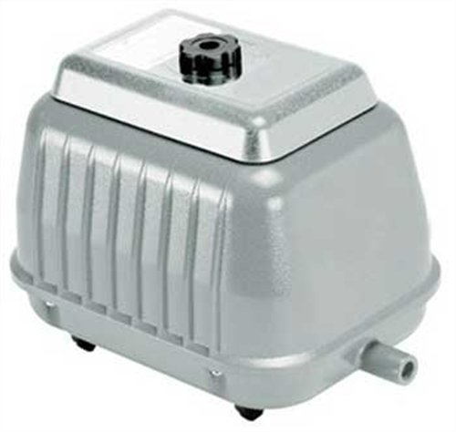 Danner 0Bassin Pompe d'aération avec diffuseur 8900 CU in/Min Silver