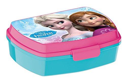 p:os 23895 - Brotdose Disney Frozen, 17 x 13.5 x 5.5 cm