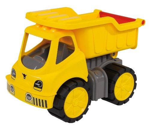 BIG 56836 - Power Worker Kipper, gelb