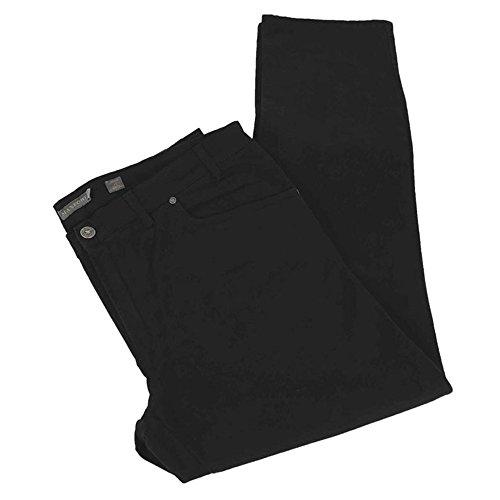 Calzone pantalone taglie forti uomo Maxfort TROY stretch - Grigio scuro, 70 GIROVITA 140 CM