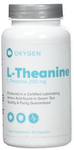 Prozis L-Theanine 200 mg, 60 capsules