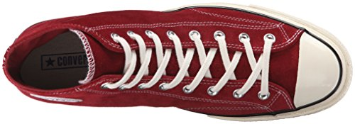Converse - All Star Prem Hi 1970's, Sneaker alte Unisex – Adulto Rosso scuro