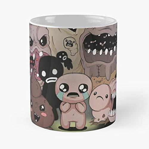 Cats Cat Mercy Overwatch Boi Binding Of Isaac Game Fan Art Type Monster Cute Games - Il migliore regalo per tazza da caffè in ceramica da 11 once