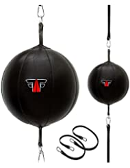 Fox de Ballon punching ball Poire de vitesse/Cuir Fight Ballon Double Speed