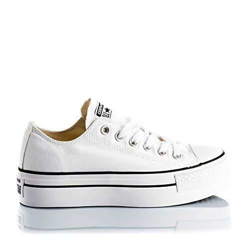 converse zapatillas mujer plataforma