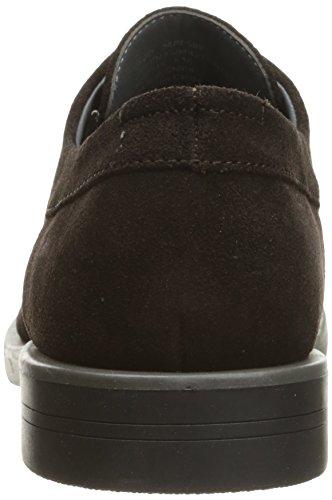 Calvin Klein Yago Daim Oxford Dark Brown