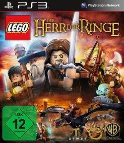 Preisvergleich Produktbild LEGO Der Herr der Ringe PS3
